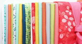 Новая коллекция тканей и штор весна-лето 2021