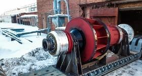 Гидрогенератор производства «ЭЛСИБ» отгружен на Иркутскую ГЭС