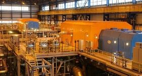 В Советской Гавани запущены турбогенераторы НПО «ЭЛСИБ» ПАО