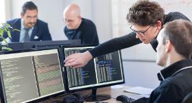 Работа для начинающих специалистов в Новосибирске: «Информационные технологии»
