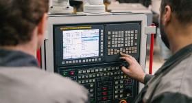 На заводе ЭЛСИБ запущен новый токарно-карусельный станок