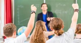 Новосибирцы оценили свое школьное образование на четверку
