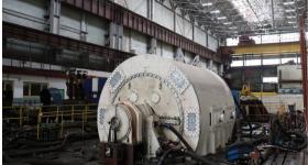 ЭЛСИБ отгрузил основные узлы турбогенератора для Ново-Салаватской ТЭЦ