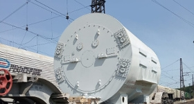 Завод ЭЛСИБ отгрузил турбогенератор для АО «Архангельского ЦБК»