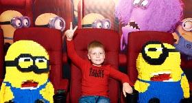 Выставка ЛЕГО (LEGO) в Новосибирске