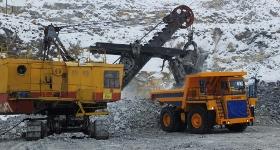 В АО «Искитимцемент» ввели в эксплуатацию новый  БелАЗ