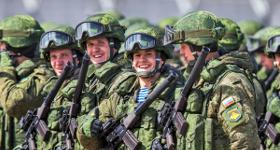 42% жителей Новосибирской области считают военную карьеру привлекательной