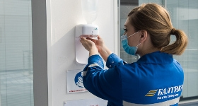 «Балтика-Новосибирск» ввела дополнительные меры безопасности для сотрудников во время эпидемии коронавируса