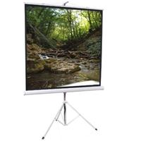 Экран для проектора Screenmedia apollo-t 85 150x150 (150x150) 1:1 (stm-1101) mw штатив