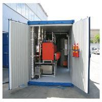 газовая котельная контейнерного типа