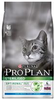 Сухой корм для кошек Pro Plan Sterilised feline with Rabbit dry 10 кг