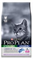 Сухой корм для кошек Pro Plan Sterilised feline Adult 7+ with Turkey dry 1.5 кг