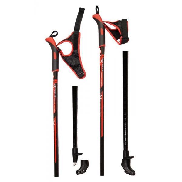 Палки для скандинавской ходьбы nordic walker athletic