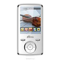 Ritmix RF-7650 4GB, White mp3-плеер