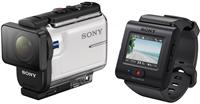 Экшн-камера Sony HDR-AS300R (белый)