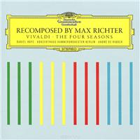 Max Richter. Vivaldi. The Four Seasons, альбом 2014