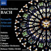 J.S. Bach. Favourite Arias And Choruses, альбом 2014