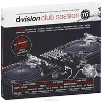 D:Vision Club Session Vol. 16 (2 CD), альбом 2012
