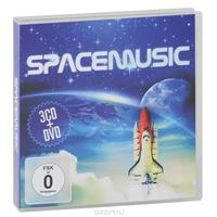Space Music (3 CD + DVD), альбом 2014
