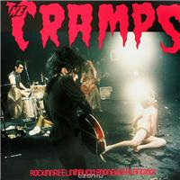 The Cramps. Rockinnreelininaucklandnewzealandxxx (LP), альбом 1987
