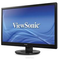 Монитор ViewSonic Монитор Viewsonic VA2445-LED Glossy-Black