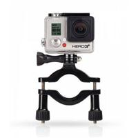 Крепление для видеокамеры GoPro Roll Bar Mount на трубы велосипеда, мотоцикла