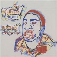 Cadence Weapon. Breaking Kayfabe, альбом 2012