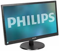 Монитор Philips 223V5LHSB2 (черный)