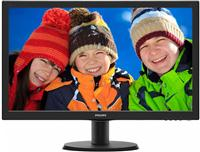Монитор Philips 243V5LSB5 (черный)