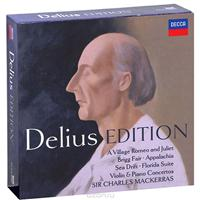 Delius Edition (8 CD), альбом 2011