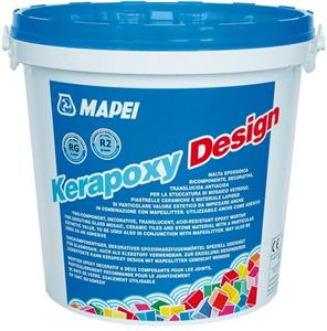 Затирочная смесь Mapei Kerapoxy Design №710, ice white (ведро 3 кг)