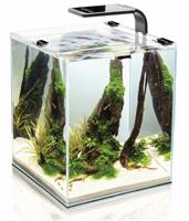 Аквариум Aquael Shrimp SET Smart LED Plant ll 20 / черный (19 л)