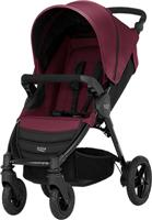 Коляска Britax Roemer B-Motion 4 Wine Red 2000025707 Китай