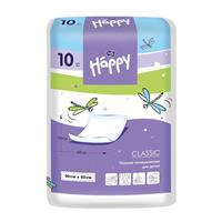 Пеленки Bella Baby Happy детские Baby Happy Classic 60х90 см, арт. GL000974689