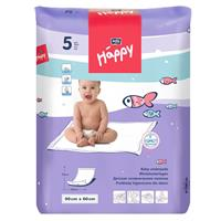 Пеленки Bella Baby Happy детские Baby Happy 60х90 см, 5, арт. GL000974655