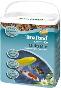 Корм для рыб Tetra Pond MultiMix 10 л