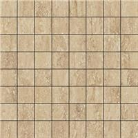Керамогранит Italon Travertino Floor Project Romano Mosaico Lux 29.2х29.2