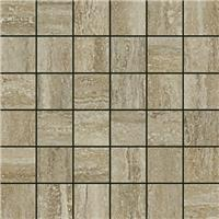 Керамогранит Italon Travertino Floor Project Silver Mosaico Cer 30x30