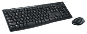 Клавиатура+мышь Logitech mk270 wireless (920-004518)