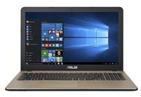 Ноутбук Asus x540na-gq005t /90nb0hg1-m02040/ intel n3350/4gb/500gb/15.6/intel hd 500/win10 black