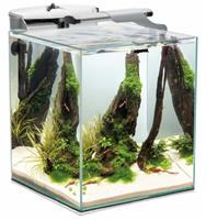 Аквариум Aquael FISH&Shrimp SET DUO LED белый (49 л)