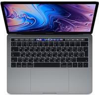 Ноутбук Apple MacBook Pro 13 with Retina display and Touch Bar Mid 2019 (MUHN2RU/A) ''серый космос'' Китай