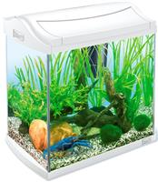 Аквариум Tetra (Тетра) AquaArt Discovery LED Cray, белый, 30л