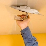Материалы для отделки потолка