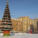 Новогодние мероприятия в Новосибирске на 2019 год