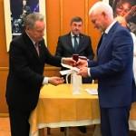 Гендиректор АО «Искитимцемент» Владимир Скакун стал лауреатом Премии имени А.И. Гришманова