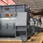 Завод ЭЛСИБ отгрузил шесть электродвигателей в Узбекистан