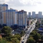 В Новосибирске резко увеличился разрыв в ценах между дорогим и дешевым жильём