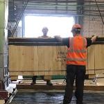ЭЛСИБ модернизировал гидрогенератор собственного производства для Ингурской ГЭС