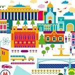 Праздничная программа на День города Новосибирска